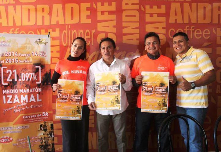 Se confirmó la participación de cuatro equipos de corredores de Playa del Carmen. (Daniel Pacheco/SIPSE)