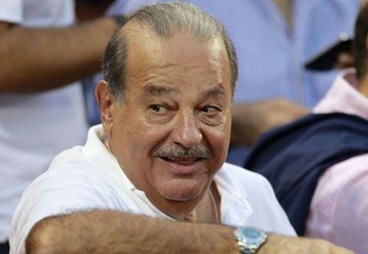 Recientemente, Slim se convirtió en el accionista mayoritario del León y Pachuca. (Foto: La Primera Plana)