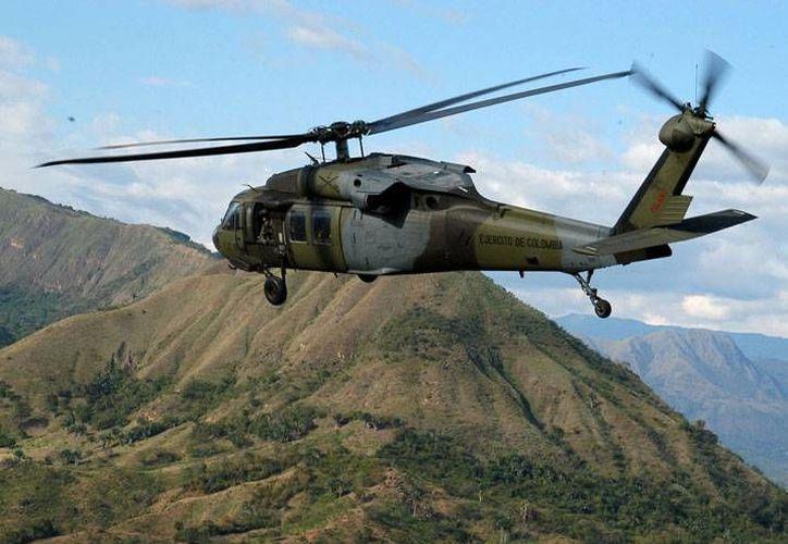 Las fuerzas colombianas han capturado a varios líderes de la guerrilla. (ejercito.mil.co)