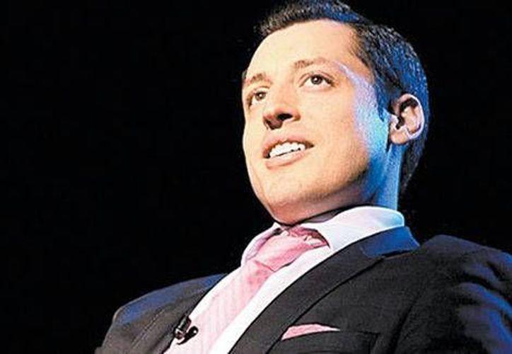 Luis Donaldo Colosio Riojas, actualmente es abogado y director de la empresa Komenko. (Milenio Digital)