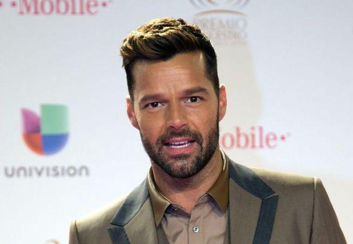 En 2010, Ricky decidió hacer pública su homosexualidad cuanto tuvo a sus hijos. Foto: Univisión
