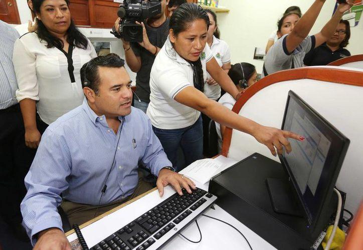 Ayuntatel tiene nuevo número para que los meridanos hagan reportes sobre servicios: el 070. (SIPSE)