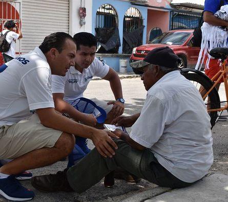 Carlos Orvañanos impulsa mayor seguridad en Cancún