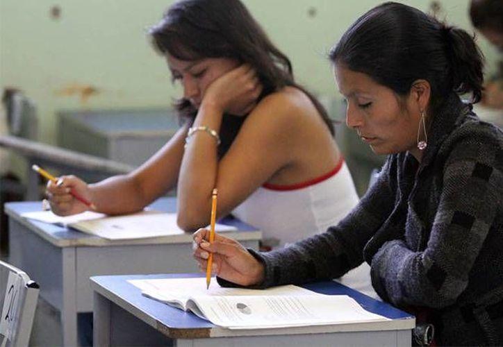 Las pruebas de SEP robadas estaban destinadas a maestros de primaria. (excelsior.com.mx)