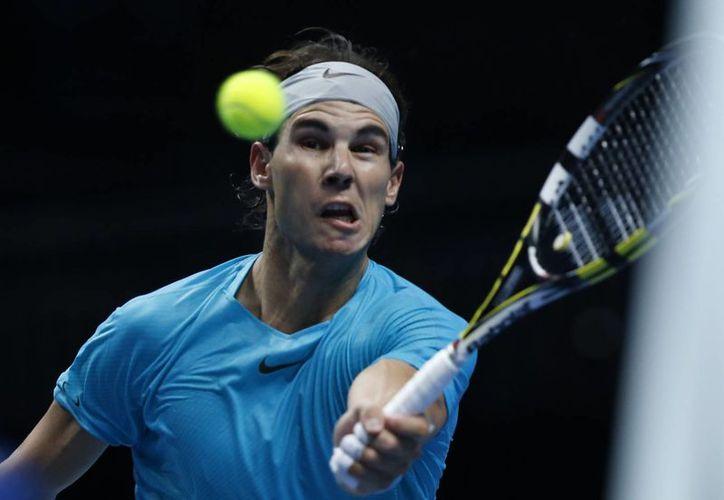 Nadal considera que Ferrer jugó mucho mejor que él en fin de semana, pero que hoy él fue un poco mejor. (Agencias)