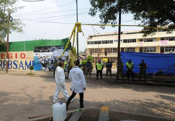 En primera instancia se emitió una ficha azul para localizar e identificar a García Villegas. (Foto: Animal Político)