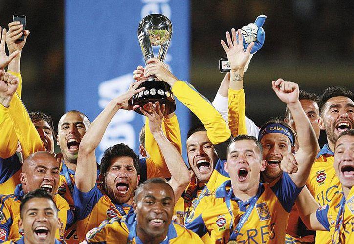 Los Tigres de la UANL conquistaron su cuarta corona del fútbol mexicano, en una final inolvidable. (Contexto/Internet)