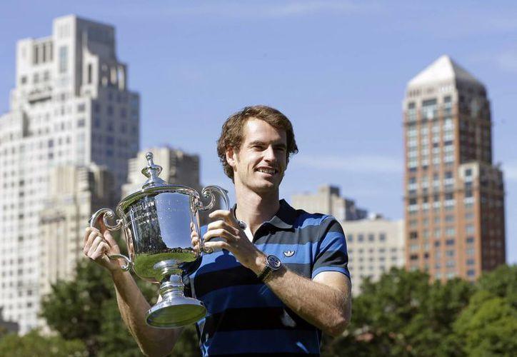 Murray iniciará con nerviosismo la defensa del título obtenido hace un año. (Foto: Archivo/Agencias)