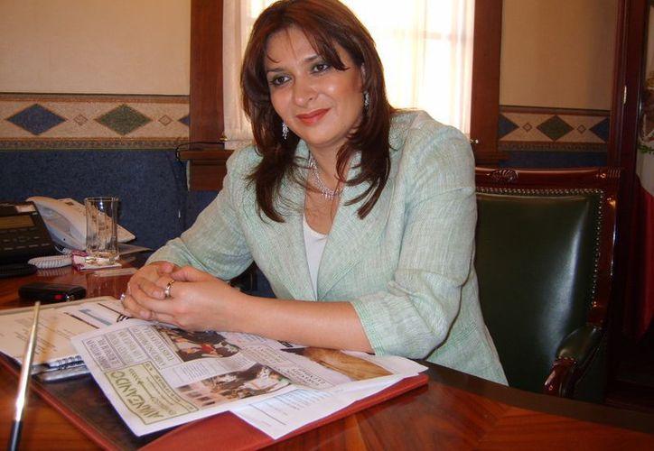 Laura Vargas Carrillo es licenciada en Derecho por la Universidad Nacional Autónoma de Hidalgo. (www.wordpress.com)