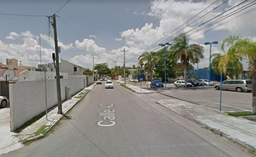 El robo se presentó en el fraccionamiento Gonzalo Guerrero de Mérida. (Google Maps)