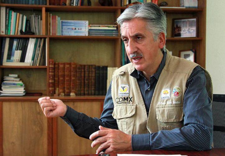 Juan Arturo Rivera Rebolledo se encuentra suspendido como director de Zoológicos y Vida Silvestre de la Ciudad de México. (Notimex)