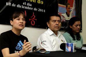 Impartirán clínica a taekwondoínes de Q. Roo