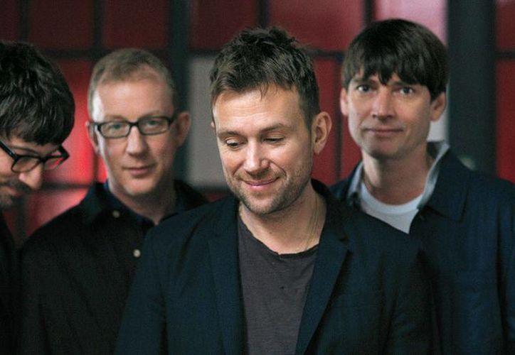 La banda inglesa Blur lanza un nuevo vídeo en el cual se observan paisajes similares a videojuegos de la década de 1980. (Fotografía: rollingstones.com)
