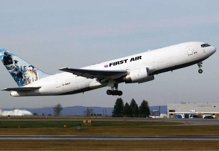 Pese a que el sistema de First Air es mucho mejor que las tecnologías que usa la mayoría de los aviones, las compañías no lo utilizan. (wikimedia.org)
