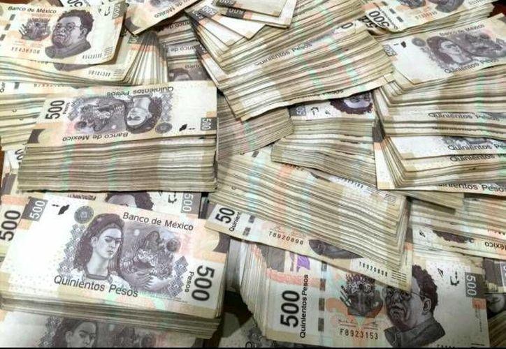 Veracruz, Campeche, Chiapas, Tabasco y Tamaulipas, los Estados que han aumentado su deuda estatal. (Archivo/SIPSE)