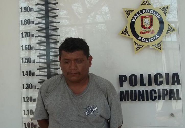 Gabino Medina Canul. (Milenio Novedades)