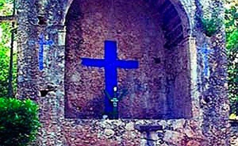 La cruz parlante nació en Felipe Carrillo Puerto, Quintana Roo, pero su cultó se extendió a toda la Península. (Jorge Moreno/SIPSE)