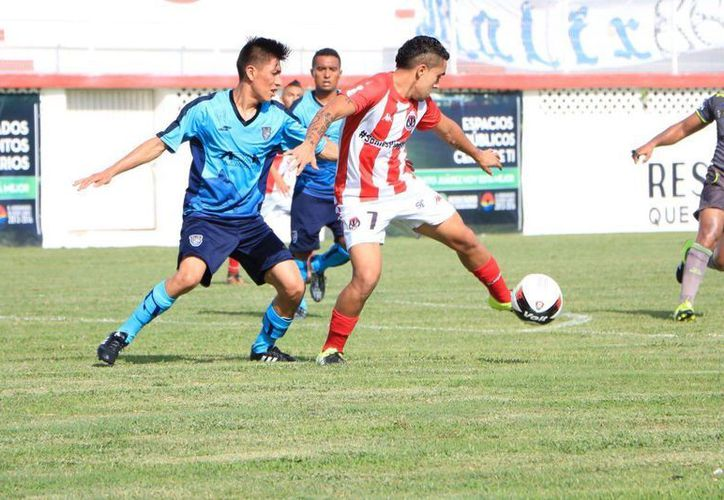 Han ganado todos sus partidos en lo que va del torneo de la Segunda División. (Raúl Caballero/SIPSE)