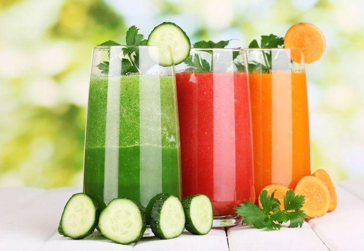 Las dietas detox ayudan al cuerpo a eliminar desechos tóxicos peligrosos. (Internet)