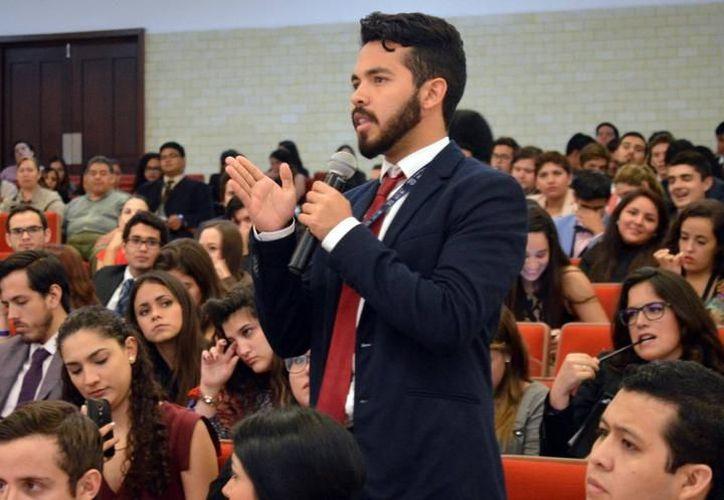 En el evento se darán cita alrededor de 250 estudiantes de escuelas de nivel superior y medio superior, de toda la entidad. (SIPSE)