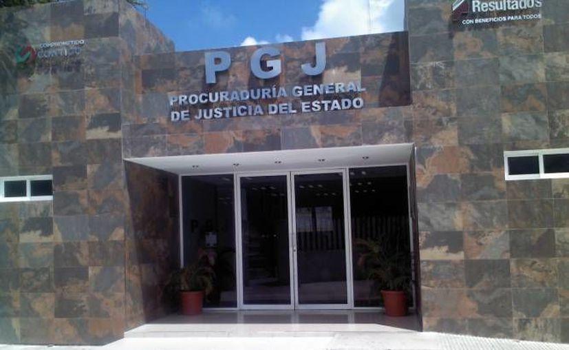 El detenido fue puesto a disposición de Ministerio Público. (Redacción/SIPSE)