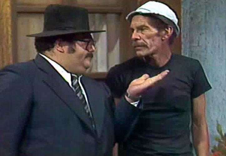 El señor Barriga trató de muchas formas que Don Ramón le pagara por la renta de su casa. (Internet)