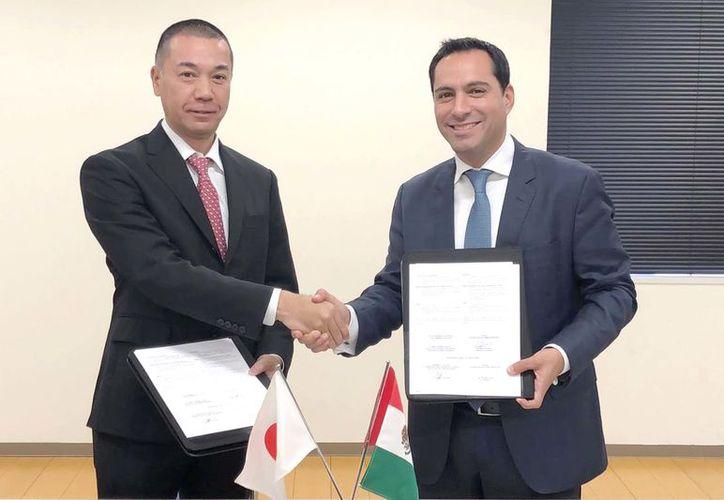 Esta planta se convertirá en la primera inversión japonesa del sector automotriz en el sureste de México. (Foto: Cortesía)