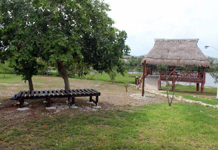 Entre otras obras está la rehabilitación del exbasurero de Mérida. (SIPSE)