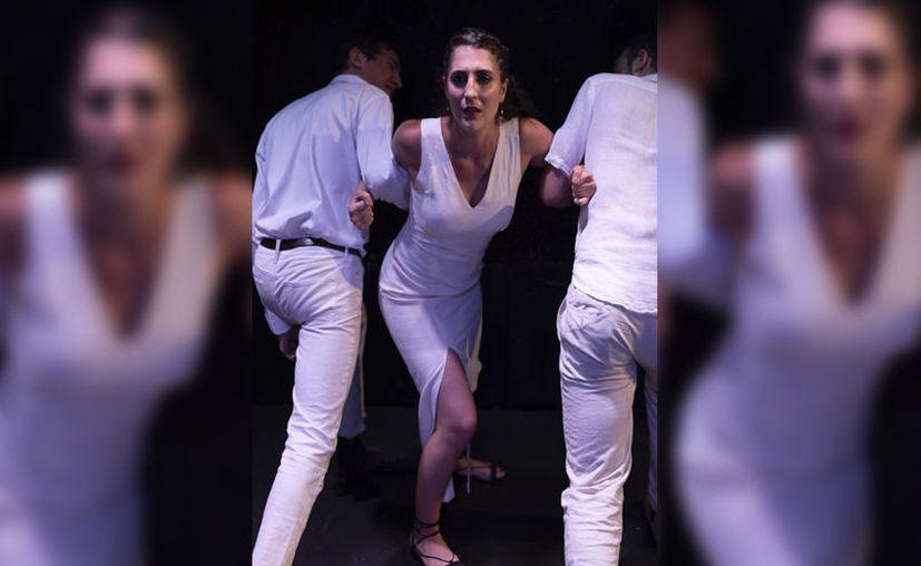Silvana González Mansur ha destacado en el teatro norteamericano. (Fotos de Cortesía)