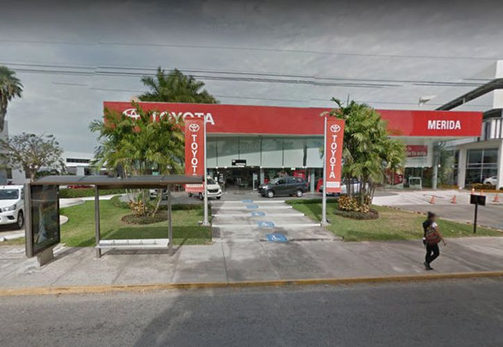 El proyecto era construir una agencia automotriz de Toyota en Periférico Norte. (SIPSE)