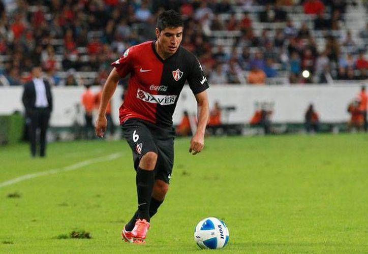Enrique Pérez queda fuera de la Selección por una lesión en un tobillo. (futboltotal.com.mx/Foto de archivo)