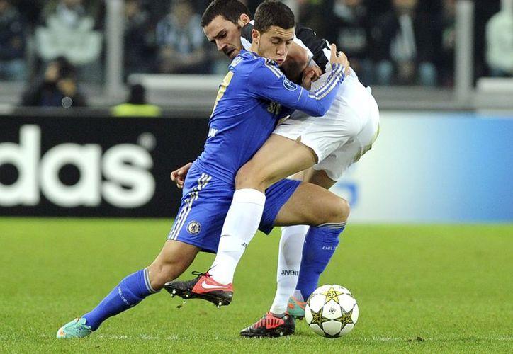 Juventus abolló la corona del campeón europeo. (Agencias)