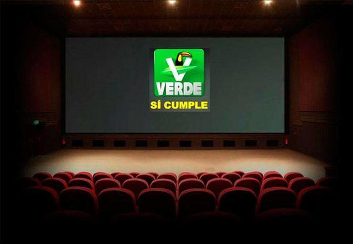 INE multó al PVEM, Cinépolis y Cinemex por no retirar propaganda de 'Cineminutos'. La imagen es ilustrativa. (am.com.mx)