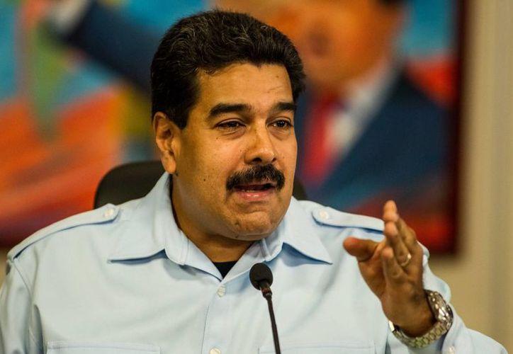 Maduro cumplirá en abril el primero de sus seis años de gobierno. (Archivo/EFE)