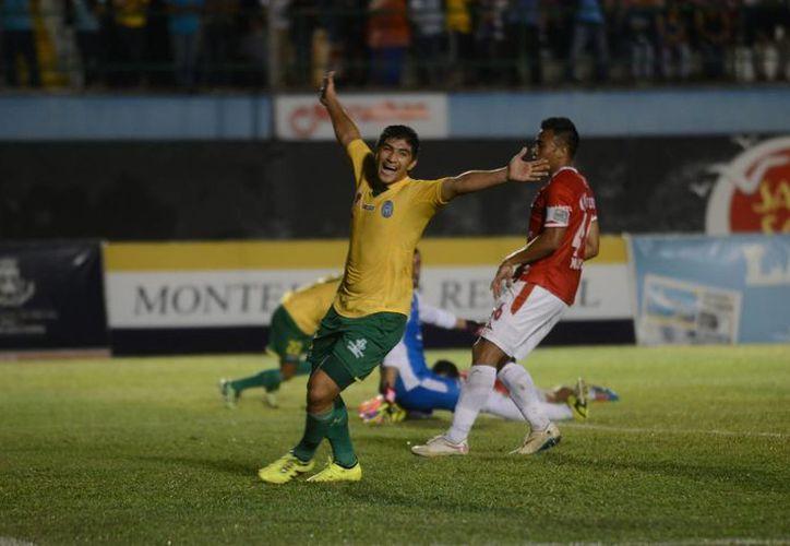 Mérida ya es primer lugar en la tabla de posiciones del Ascenso Mx. (Luis Pérez/SIPSE)