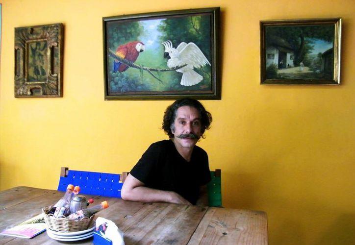 Lorenzó Hagerman estará en el Festival de Cine en Guanajuato. (Milenio Novedades)