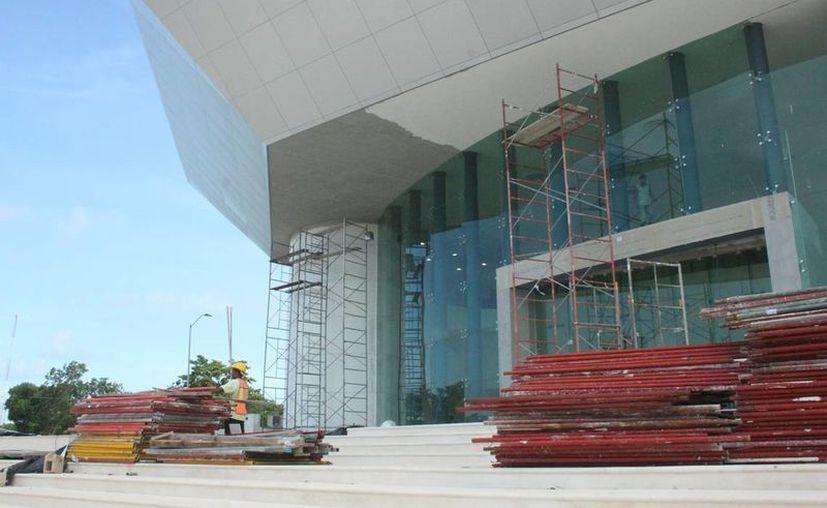 El programa Domingos Culturales será permanente dentro del Teatro de la Ciudad. (Daniel Pacheco/SIPSE)