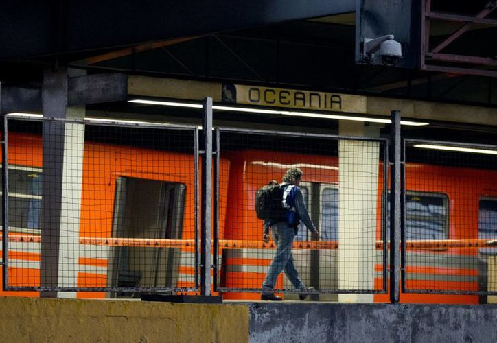 Los conductores de ambos trenes fueron presentados ante las autoridades para la investigación correspondiente. (AP)