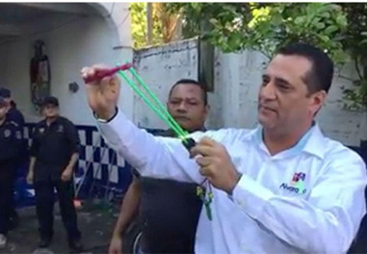 El gobierno de Alvarado consideró que la medida fue un 'ardid' político. (Internet)