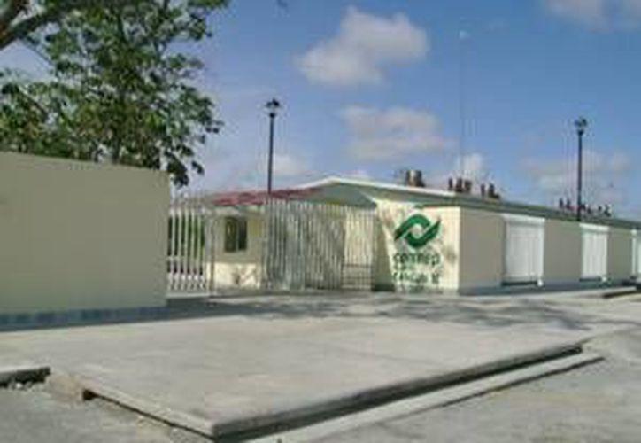 La semana de enfermería se lleva a cabo en el plantel Conalep III de Cancún. (Foto/Internet)