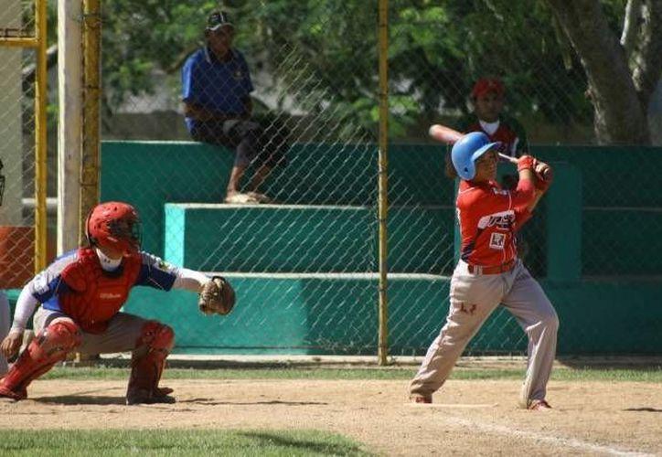 El combinado de la Liga Yucatán está dando de qué hablar en el campeonato nacional de categoría 15-16 años. (Archivo)