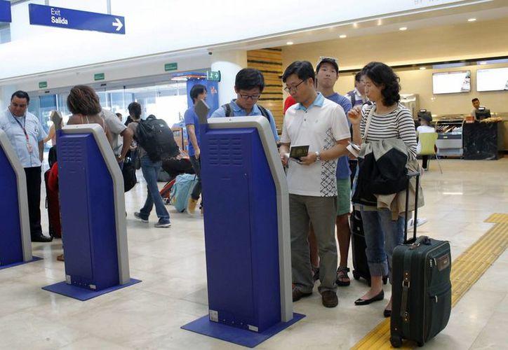 Aerolíneas están interesadas en traer más turismo a este destino turístico. (Yajahira Valtierra/SIPSE)
