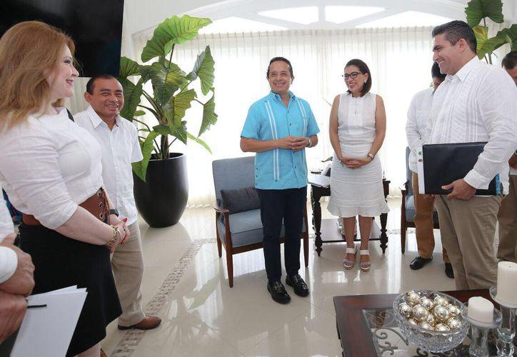 El Gobierno del Estado de Quintana Roo gestionó la apertura de una Unidad Médica Familiar del IMSS en Chemuyil. (Cortesía)