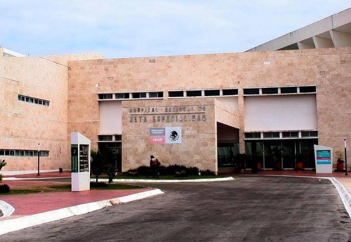 El Hraepy planea construir un área para atender todo tipo de quemaduras de pacientes, en Yucatán. (Milenio Novedades)