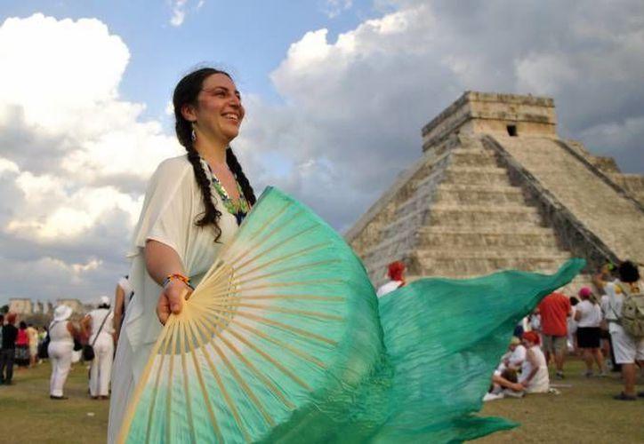 Chichén Itzá es uno de los cinco paradores turísticos de Yucatán que ya cuentan con internet. (Foto de archivo de SIPSE)