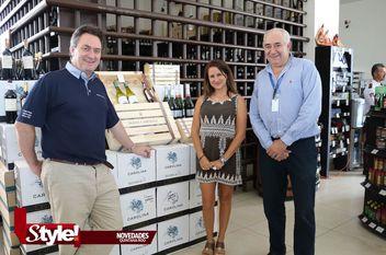 Cata de vinos en La Europea Cancún