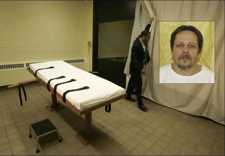 McGuire, de 53 años, fue sentenciado a muerte por la violación y muerte por apuñalamiento de Joy Stewart, ocurrida en 1989.(Foto tomada de vg.no)