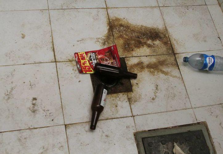 Esta limpieza debe realizarse cada dos o tres meses. (Paloma Wong/SIPSE)