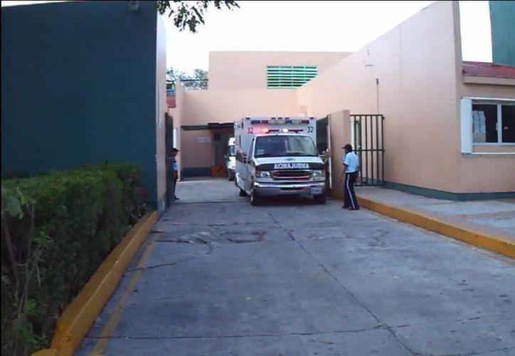 Familiares de Juan J. atribuyen su muerte al protocolo del IMSS. (Redacción/SIPSE)