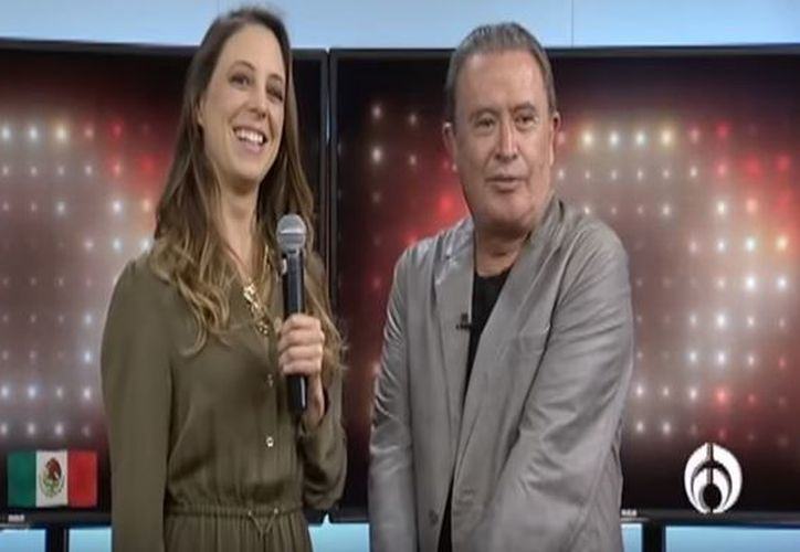 Sofía aseguró que Ricardo Rocha la incomodó muchas veces cuando fue a su programa. (Foto: Captura/YouTube)